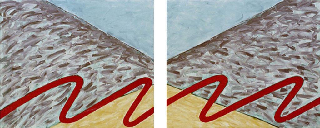 1978-Horizon-tweeluik-olieverf-op-linnen-2x-185x215cm Wim Gijzen