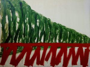 1978 - oil on linnen - Wim Gijzen