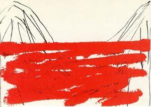 Wim Gijzen at Helen van der Mey gallery 1978