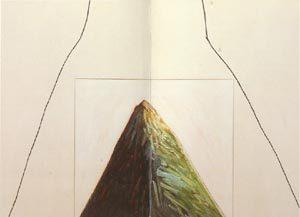 Wim Gijzen at Venster gallery 1984