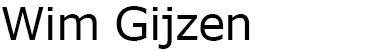 Wim Gijzen