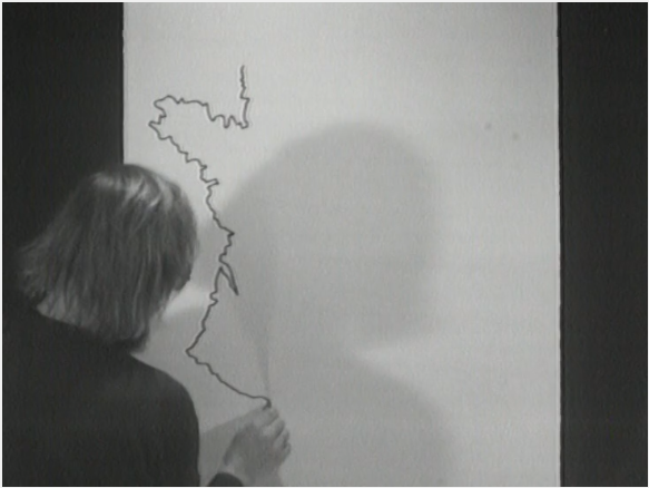 video art mistakes France 1970 Wim Gijzen